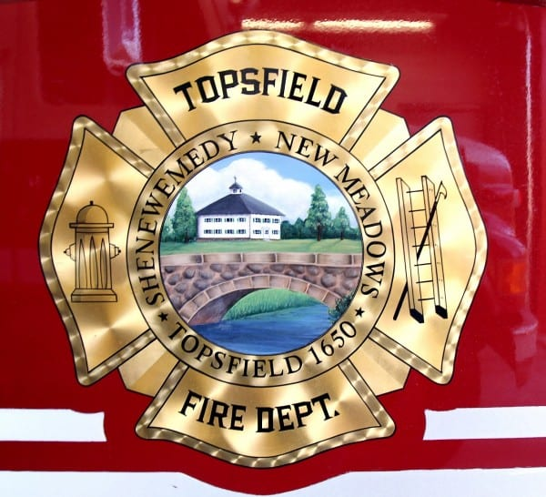 Topsfield Fire and Rescue Department